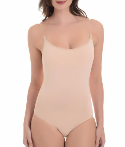 Shaparee by Q-T Intimates Move Free Bodyliner 356