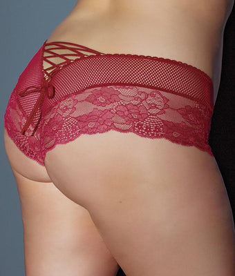 2b841468da9 Red Sexy Panties Coquette Booty Short 3864