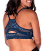 Leading Lady Lace Wirefree Front Close Bralette 5071 image 4 - Brayola