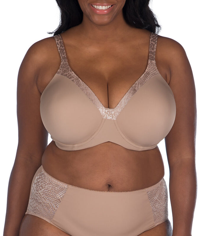 3a988da39 ... Leading Lady Luxe Body Backsmooth T-Shirt Bra 5210 image 7 - Brayola
