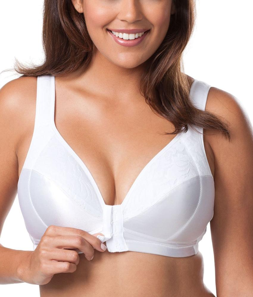Leading Lady - Ultimate Comfort Wirefree Full Figure Bra