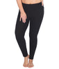 Black Leading Lady LL Control Waisted Super Soft Leggings 5702 image 2 - Brayola