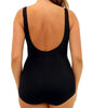 Fit4U Fit 4 Ur C's Retro Sheath Swimsuit 801207 image 3 - Brayola