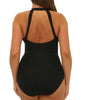 Fit4U Fit 4 Ur C's High Neck Zip Swimsuit 801208 image 3 - Brayola