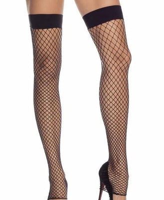 40403232fe Fishnets Size One Size Leg Avenue Footless Thigh Highs 9089