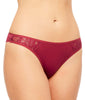 Winter Berries Montelle Intimates Thong 9388 image 2 - Brayola