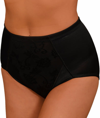 Dynashape Floral Shaping High Waist Panty 9851P