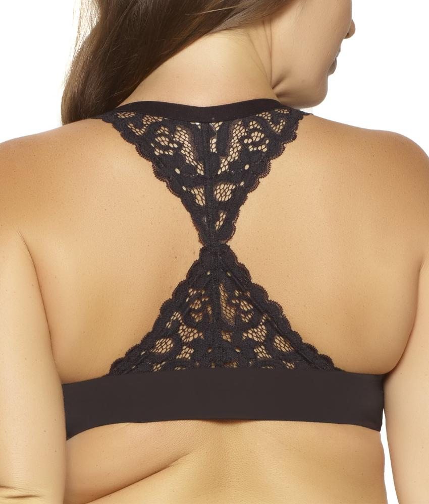 Paramour by Felina - Front Close Racerback Bra