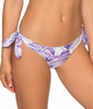 Island Dream Swim Systems Poppy Tie-Side Bikini Bottom C212 image 2 - Brayola