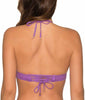 Swim Systems Love Birds Halter Bikini Top C610 image 3 - Brayola