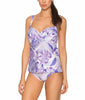 Island Dream Swim Systems Crossroads Tankini Top C792 image 2 - Brayola