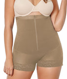 Curveez Plus Thermal High Panty CUR5505