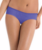 Hanes Women's No Ride Up Cotton Hipster Panties 6-Pack PP41AS image 2 - Brayola