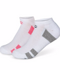 Grey Assorted Champion Women's Performance No-Show Socks 6-Pack CH616 image 2 - Brayola