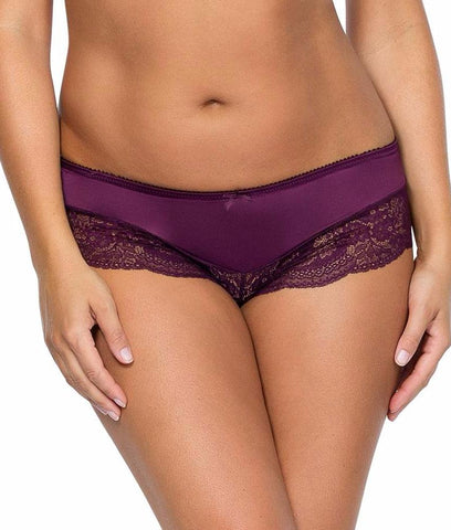 Parfait Destiny Satin and Lace Hipster P5105