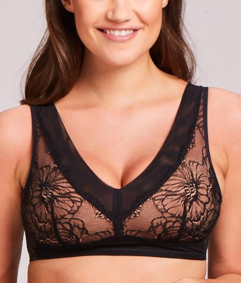 QT - Sam Plus Size Bralette