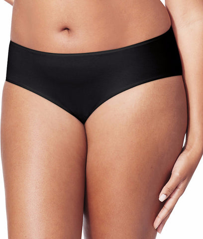 Just My Size Cotton-Stretch Women's Hipster Panties 5-Pair Pack 1740C5