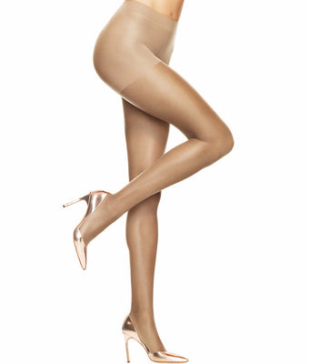 9101437d6 Nude Hanes Absolutely Ultra Sheer Control Top Sheer Toe Pantyhose 707