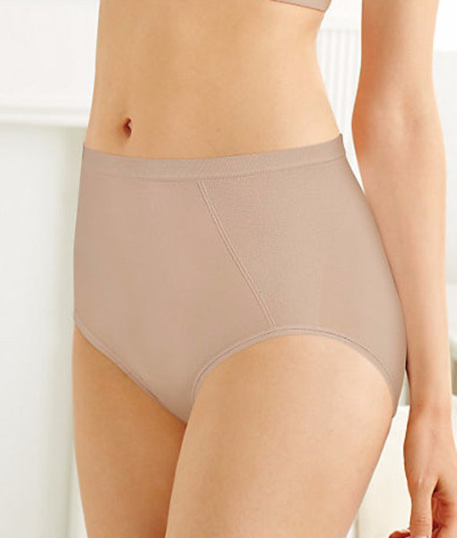 16946729a6ad2 Nude Bali Everyday Smoothing Extra Firm Control Brief 2-Pack X245