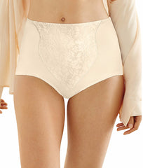 Porcelain Bali Everyday Smoothing Brief 2-Pack X372 image 2 - Brayola