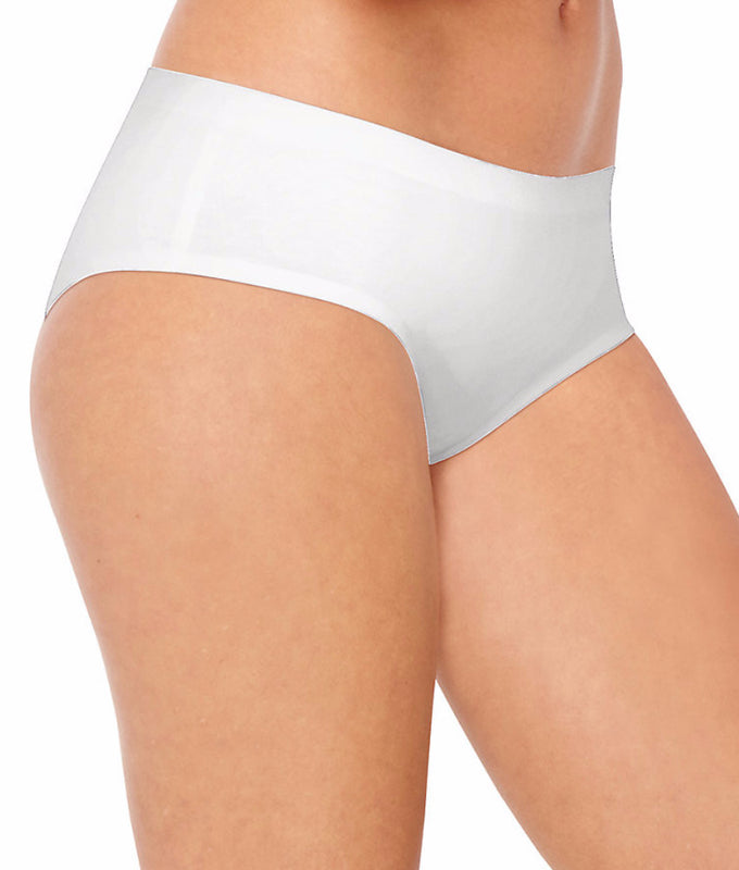 7a9515542dab Black/White/Stripe Assorted Hanes Ultimate Smooth Tec Women's Hipster  Panties 3-Pack