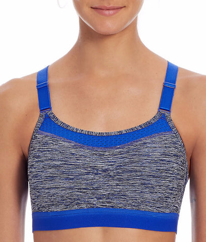 Champion® The Show-Off Print Sports Bra 1666B