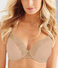 Nude Bali One Smooth U Ultra Light Bra 3L97 image 2 - Brayola