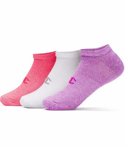 Champion Women's No-Show Socks 3-Pack CH662