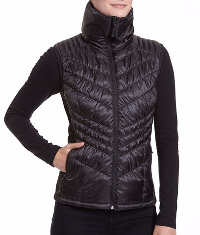 Champion Womens Hybrid Performance Poly W/active Knit Vest Ch7003hp