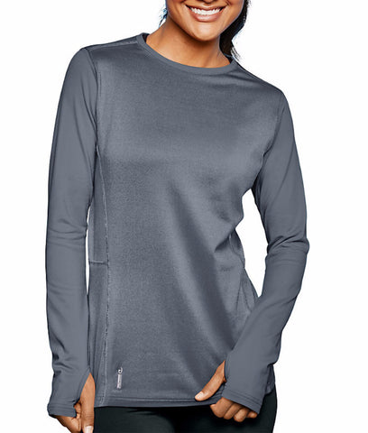 Image of Duofold by Champion Brushed Back Women's Crew KCB3