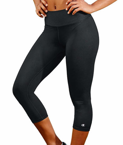 Champion Women's Absolute Capris With SmoothTec Band M0554