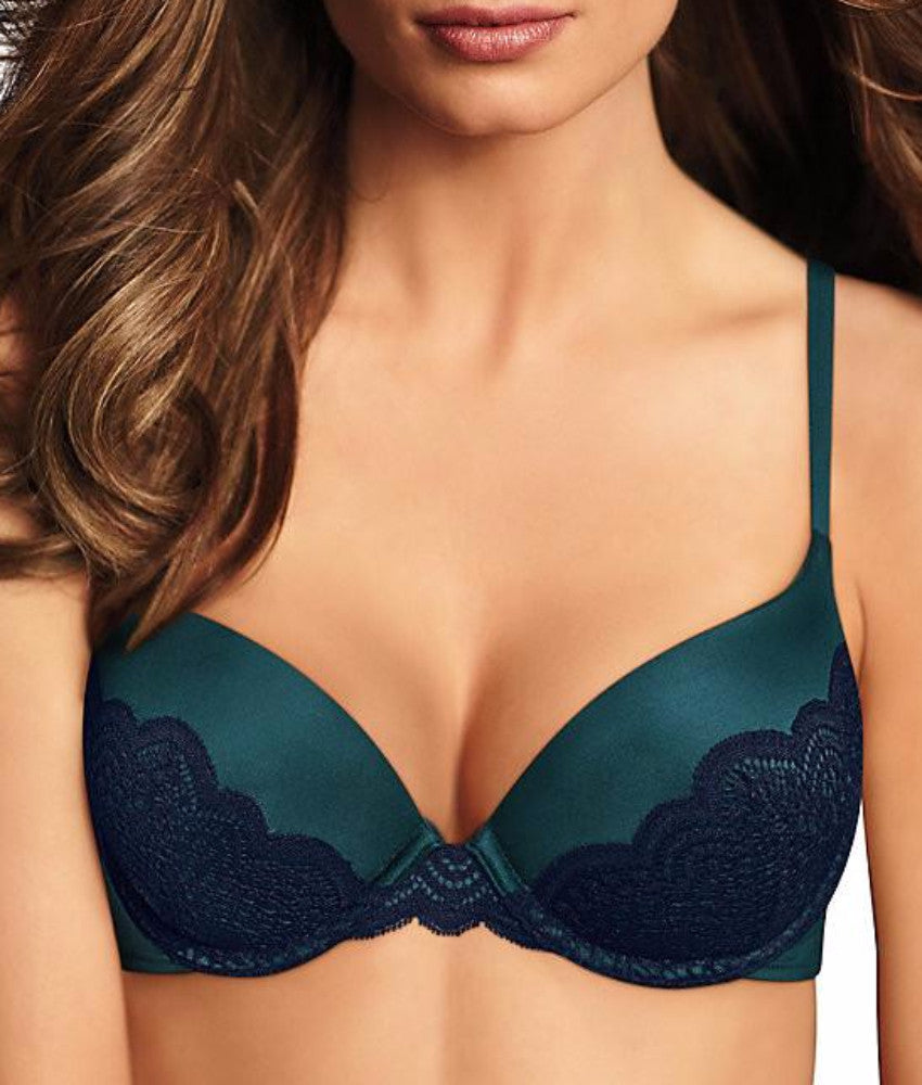 Maidenform - Comfort Devotion Lace Back Push-Up Bra
