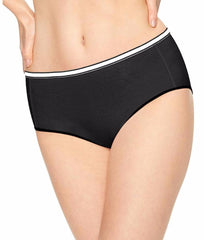 Assorted Hanes Cool Comfort Cotton Stretch Brief P8 E840AS image 2 - Brayola