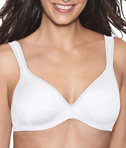 Hanes - Fit Perfection ComfortShape Foam Underwire Bra