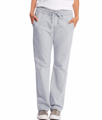 Hanes Women's French Terry Pocket Pant O4677