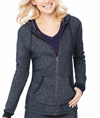 Hanes French Terry Zip Hoodie O4693