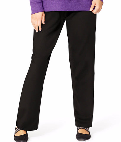 Just My Size ComfortSoft EcoSmart Fleece Open-Hem Women's Sweatpants, Petite Length OJ104