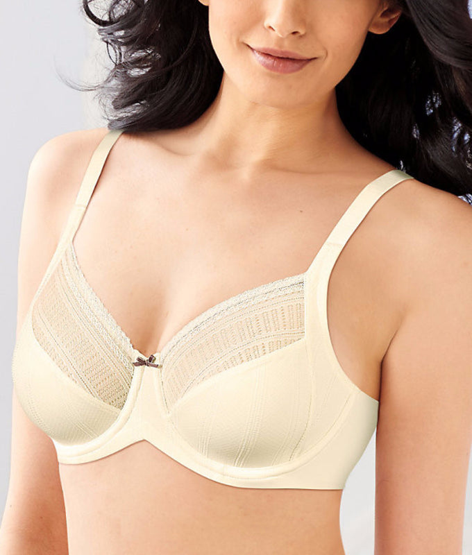 ba085c71a1715 Lilyette by Bali Enchantment Lace Minimizer Bra 0434 at Brayola