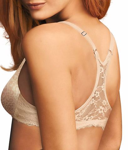 Maidenform One Fab Fit Lace T-Back Bra 7112