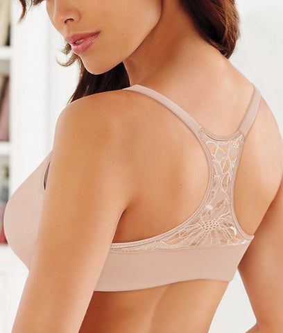 Lilyette - Lift and Smooth Front Close Bra