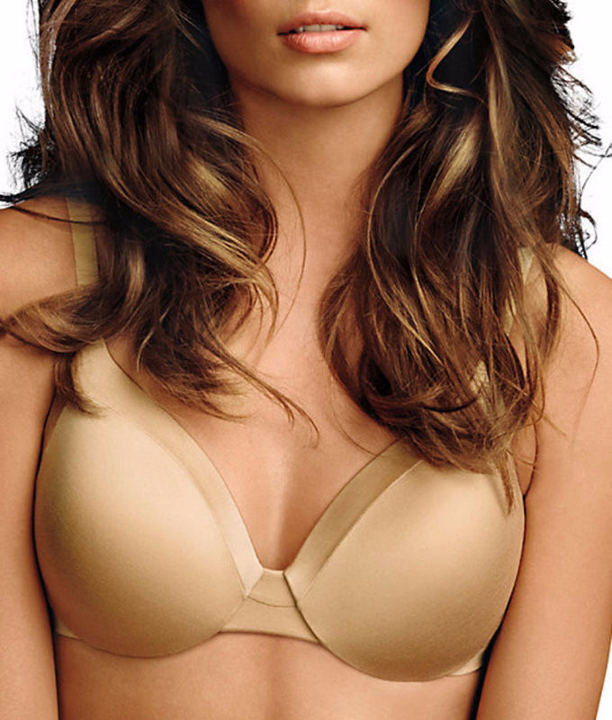 44f14c45b6a23 Body Beige Maidenform Comfort Devotion® Extra Coverage T-Shirt Bra 9436  image 1 -