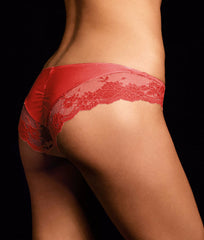 Camera Red-y Maidenform Comfort Devotion Lace Back Tanga 40159 image 2 - Brayola