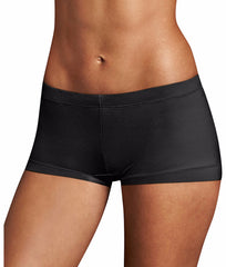 Black Maidenform The Dream Collection Boyshort 40774 image 2 - Brayola