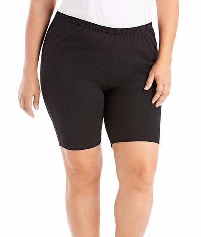 Just My Size Stretch Cotton Jersey Women's Bike Shorts OJ251