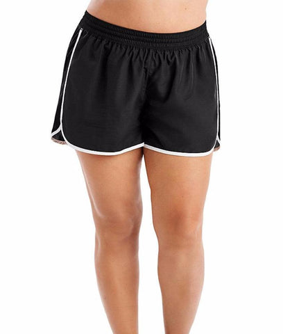 Just My Size Active Woven Run Shorts OJ362