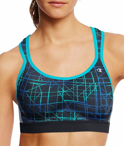 Champion The Warrior Printed Sports Bra B0830P
