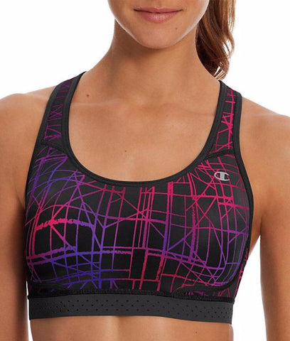 Champion The Absolute Max Printed Sports Bra B1095P