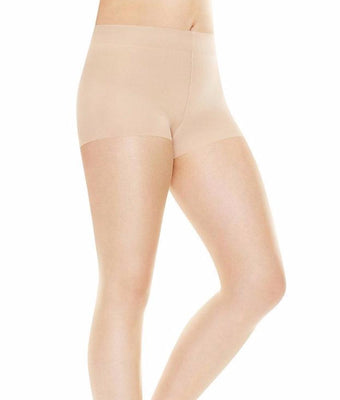 dd06e89318 Tights Size M Hanes Perfect Nudes Run Resistant Tummy Control Short Hosiery  PN0001
