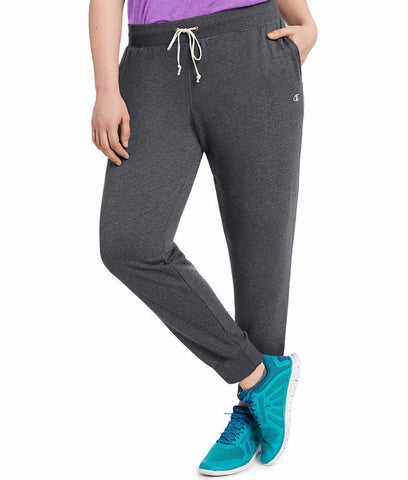 Champion Women's Plus French Terry Jogger Pants QM1240