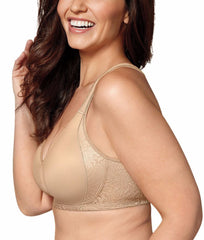 Playtex 18 Hour Seamless Smoothing Wire-Free Bra 4049 image 4 - Brayola